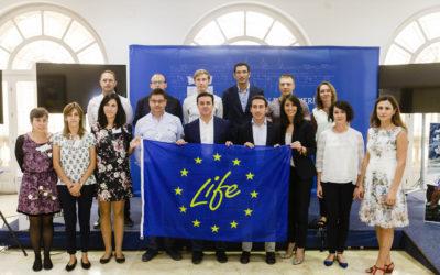 Reunión de lanzamiento del proyecto LIFE ALCHEMIA