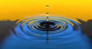 Fondo agua