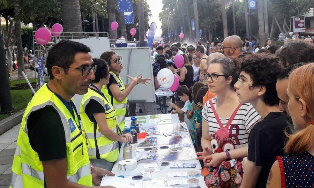 Noche europea de los investigadores en Almería: 2019