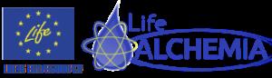 Logo LIFE ALCHEMIA
