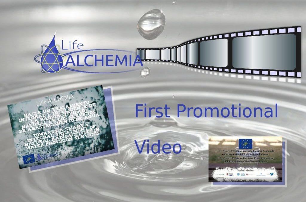 LIFE ALCHEMIA video