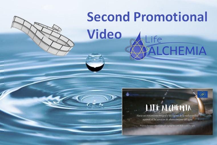 Segundo vídeo promocional de LIFE ALCHEMIA